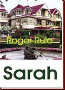sarah book cover